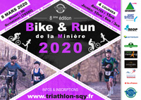 Bike and Run de la Minière 2020